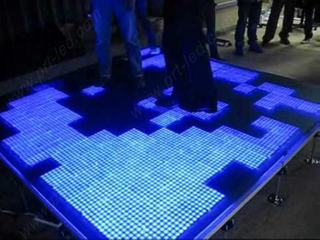 Impermeable P10.4 Full Color Video Dance Floor