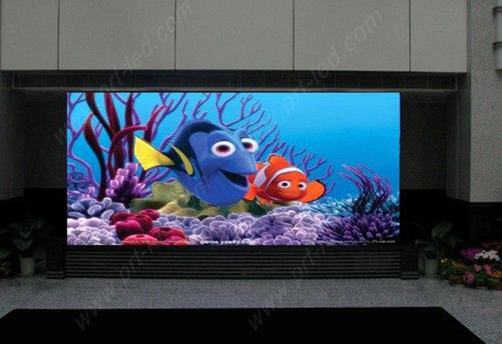 P3.9 HD Full Color LED Sign Board para alquiler