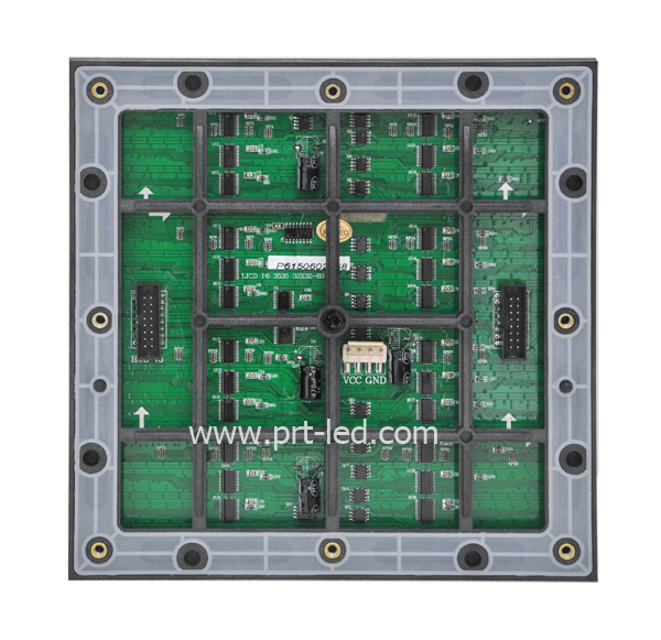 Módulo LED a todo color SMD3535 P6 con alto brillo 6000nits